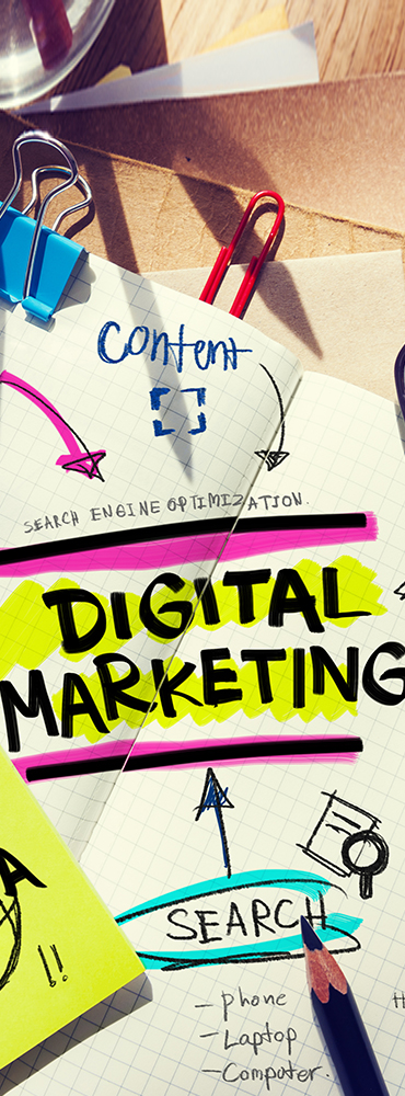 Imagem do destaque MARKETING DIGITAL